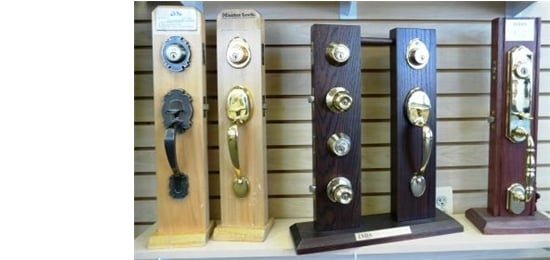 security door hardware