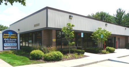 Commercial doors in michigan