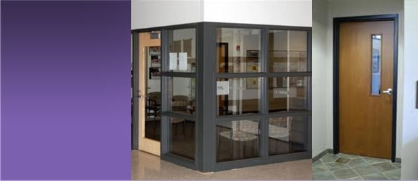 interior commercial doors