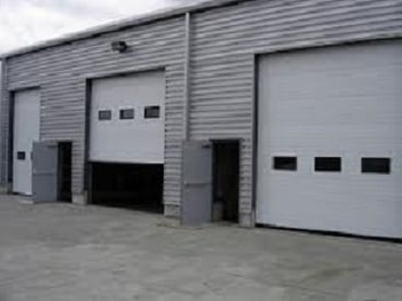 Types of Commercial Doors 4