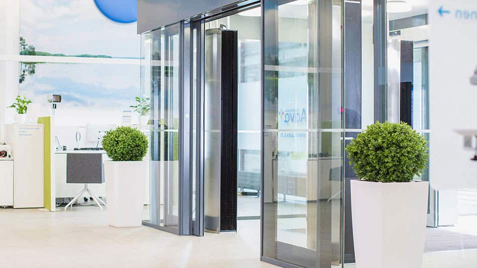 Automatic Doors Installation