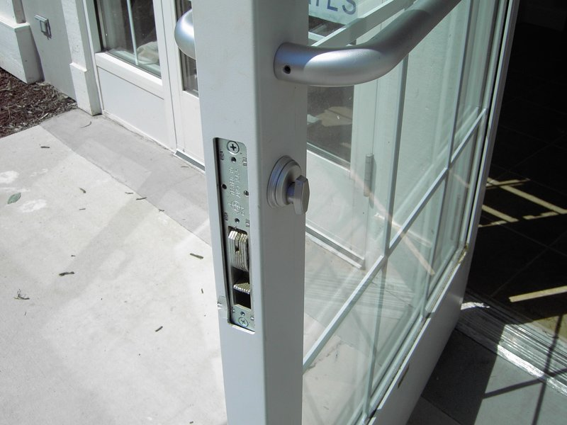 Commercial Security Doors Roseville