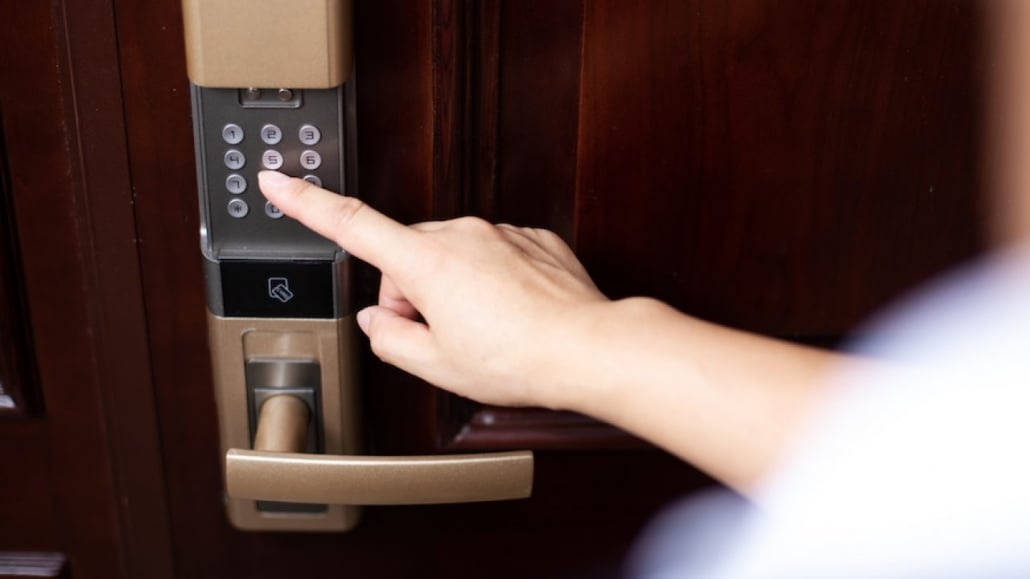 Commercial Keyless Locks Roseville