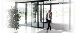 Commercial Automatic Door MI