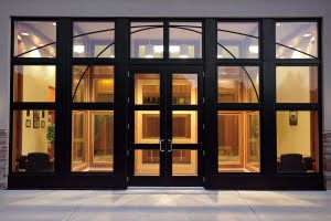 Commercial Storefront Doors MI
